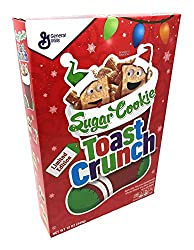 Sugar Cookie Toast Crunch 12 oz. Box - Limited Edition