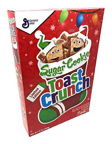 Sugar Cookie Toast Crunch 12 oz. Box - Limited Edition (1 Box)