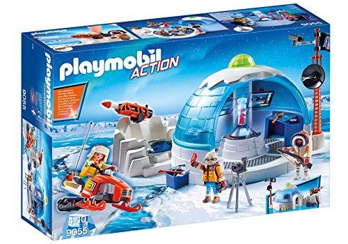 Playmobil Central da Expedição Polar