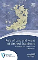 Rule of Law and Areas of Limited Statehood: Domestic and International Dimensions (Leuven Global Governance)