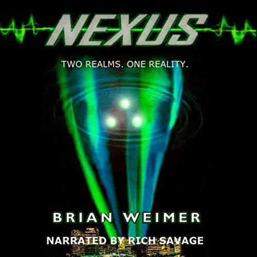 Nexus audiobook cover art