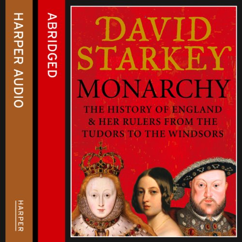 Monarchy audiobook cover art