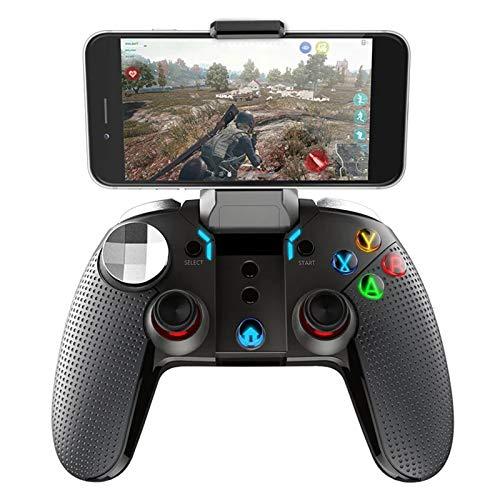 Regulador MóVil del Juego, Regulador InaláMbrico del Juego De Las Multimedias De La Palanca De Mando De Gamepad De Bluetooth Compatible
