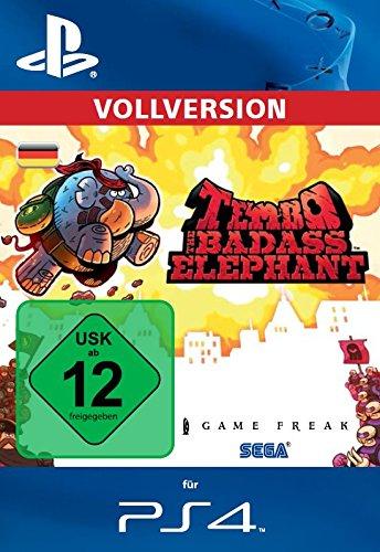 Tembo The Badass Elephant [PS4 PSN Code - deutsches Konto]