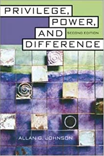 Privilege, Power, and Difference (Paperback)