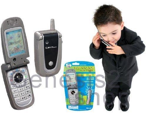 Toysmith Flip 'N Click Phone