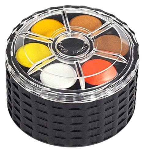 Acquerelli KOH-I-NOOR tavolozze impillabili 36 colori