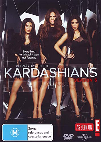 Keeping Up With the Kardashians ~ Season 5 (2DVDS) (PAL) (REGION 2 & 4)