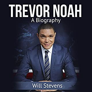 Trevor Noah: A Biography audiobook cover art