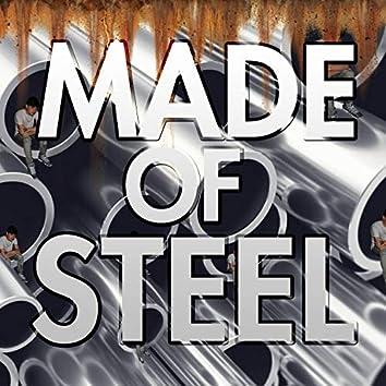 Made of Steel (feat. Kenny2Wavyyy)