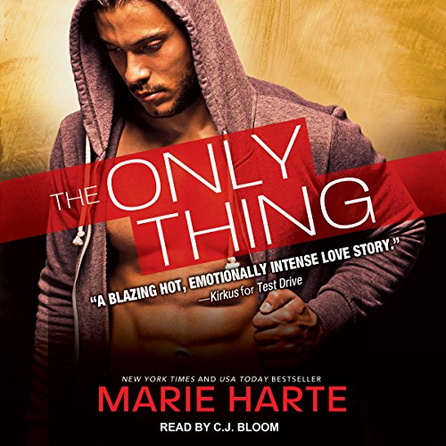The Only Thing audiobook cover art