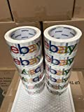 Prinko-Ebay Branded Packaging Shipping Tape 2' x 75 Yards 2 Mil Thickness (6)