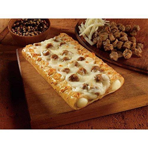 Conagra The Max Whole Grain Sausage and Gravy Breakfast Pizza, 3.05 Ounce -- 96 per case.