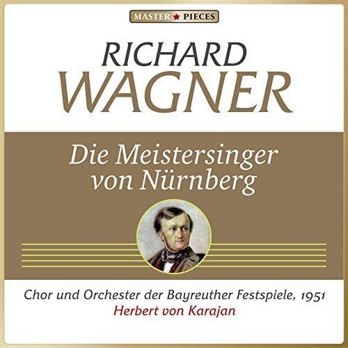 Chor der Bayreuther Festspiele, Herbert von Karajan, Orchester der Bayreuther Festspiele