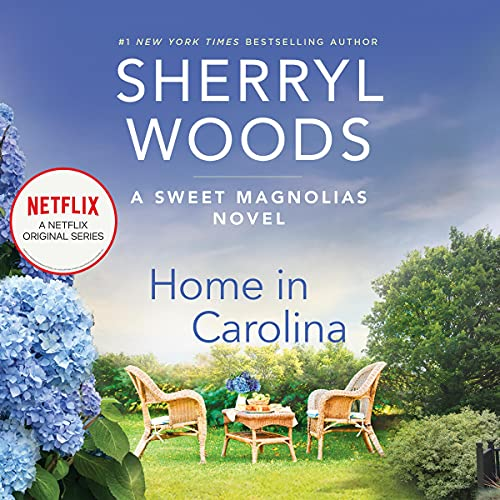 Home in Carolina Audiobook By Sherryl Woods cover art