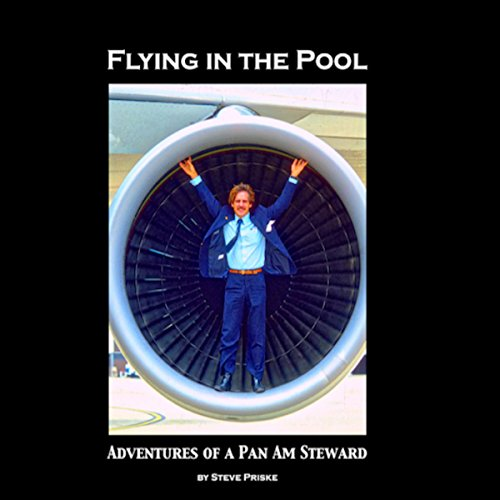Flying in the Pool audiobook cover art
