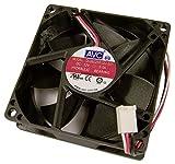 AVC HP 12v DC 050a 3-Wire 80x25mm Fan DL08025R12U-S01