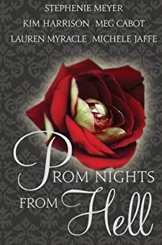 Paperback Prom Nights from Hell Book