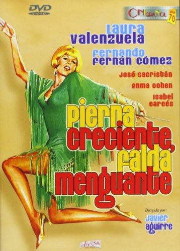 Pierna Creciente, Falda Mengua [DVD]