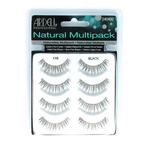 ARDELL Professional Natural Multipack - 110 Black by Ardell