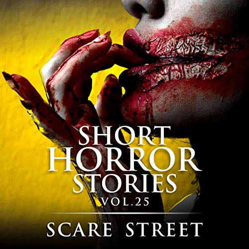 Short Horror Stories Vol. 25 cover art