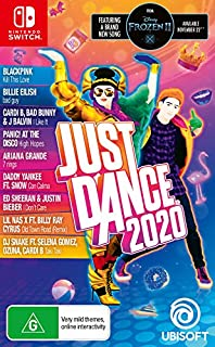 Just Dance 2020 - Nintendo Switch (B07SRWL8DT) | Amazon price tracker / tracking, Amazon price history charts, Amazon price watches, Amazon price drop alerts