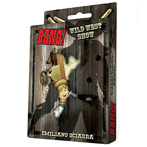 Bang Wild West Show (castellano)