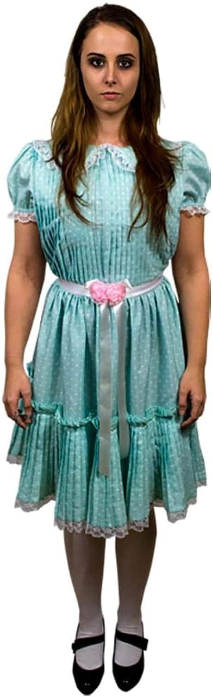Trick or Treat Studios Woherren The Shining Grady Twins Fancy Dress Costume Small