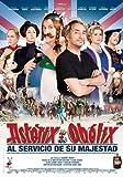 Astérix Y Obélix: Al Servicio De Su Majestad (BD 3D + BD 2D + DVD) [Blu-ray]