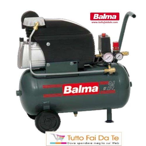Balma Kompressor mit Tank lt.24
