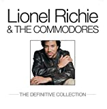 Definitive Collection Extra tracks, Import edition by Lionel Richie & the Commodores (2003) Audio CD