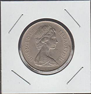 1968 UK Crowned Bust Right 10 New Pence Choice Extremely Fine