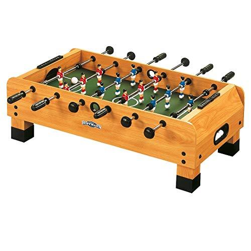Automaten Hoffmann Tischkicker Tischauflage | Kompakter Mini-Tischfußball | Hochwertige Materialien | Inkl. Kickerbälle | 95x50x32 cm | 14,5 kg | Markenqualität