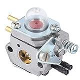 Carburador Apto para Cortasetos Echo HC1500 12520005962, para Zama C1U-K51, Pieza de Repuesto para Cortasetos, Material de Aluminio