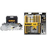 DEWALT Mechanics Tool Set, 247-Piece (DWMT81535) &...