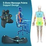 Immagine 2 sanlinkee cuscino lombare supporto schienale