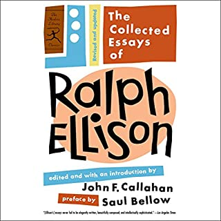 The Collected Essays of Ralph Ellison cover art