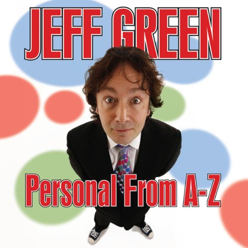 Personal From A-Z audiobook cover art