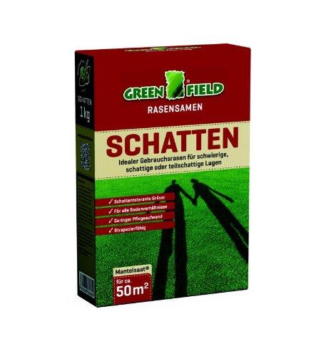 Greenfield Schattenrasen, 1 kg