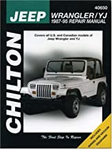Best 1994 jeep wrangler service manual Reviews