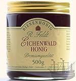 Eichenwald Honig, reiner Korkeichenwald schwarz, unvermischt 500g