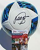 Bastian Schweinsteiger Signed MLS Replica Match Ball Soccer Ball w/JSA COA - Autographed Soccer Balls