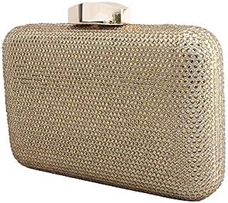 841bf56009 KTH Ladies' bag 2019 new diamond bag with diamond evening dinner bag hand  dress bag