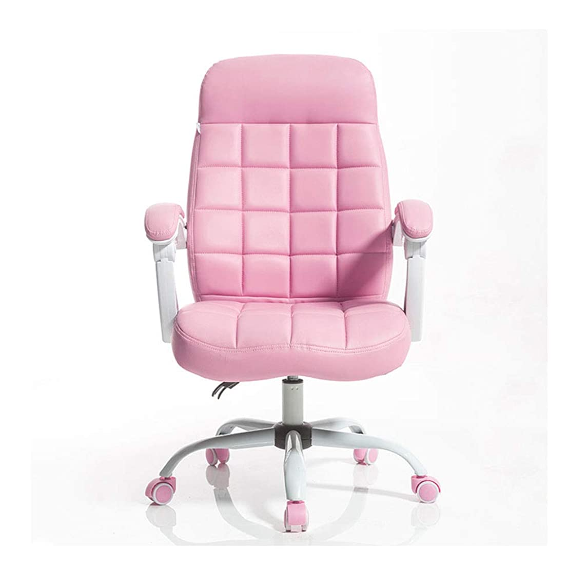 蒸し器雨の想定する家/オフィス/研究室のための高い背部が付いているコンピュータ賭博の回転イスの持ち上がるオフィスの椅子