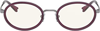 فوج VO 4167S من ميلي بوبي بني/شفاف 48/19/135 نظارة شمسية للنساء