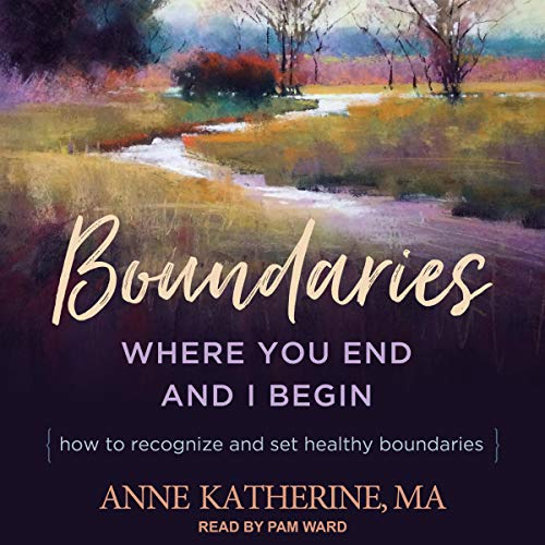Boundaries: Where You End and I Begin cover art
