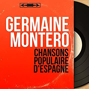 Chansons populaire d'Espagne (feat. Salvador Bacarisse et son orchestre) [Mono Version]