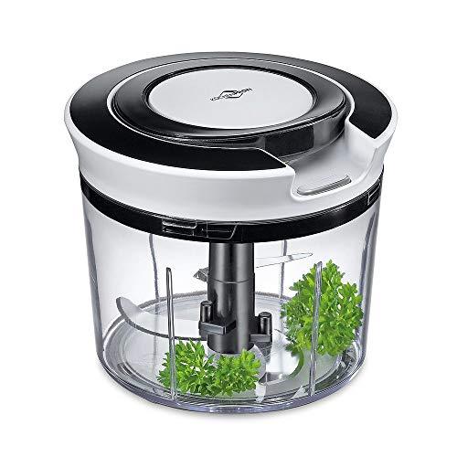 Küchenprofi Multischneider TURBO-KP1307602200 Affettatrice Multipla, Plastica
