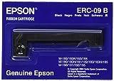 Epson ERC09B Cinta para M160 163 164 180 - Negro, Ya Disponible en Amazon Dash Replenishment