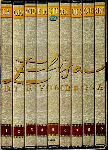 ELISA DI RIVOMBROSA - PRIMA E SECONDA PARTE - OPERA COMPLETA - 9 DVD 26 EPISODI